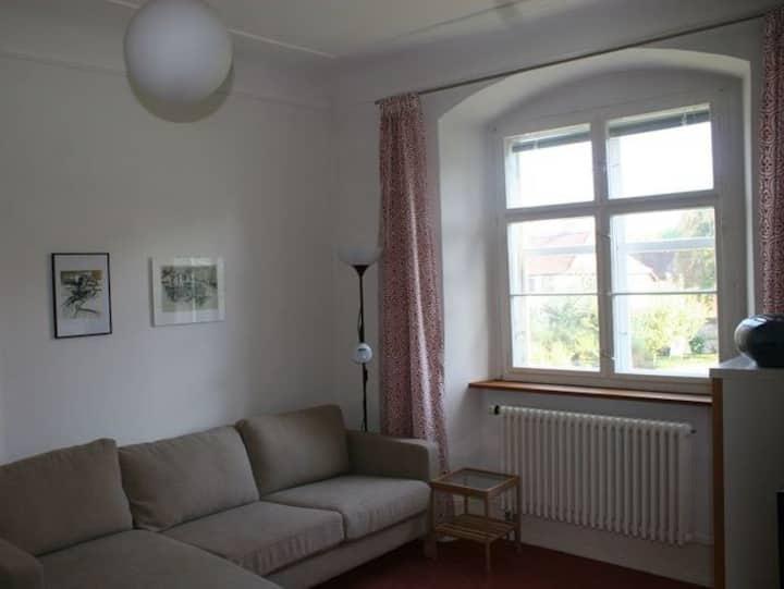 Ferienwohnungen Haus Fuchs, (Reichenau), 3-Zimmer-FeWo, 64qm, 2 Schlafzimmer, 1 Wohnzimmer, Balkon, max. 5 Personen