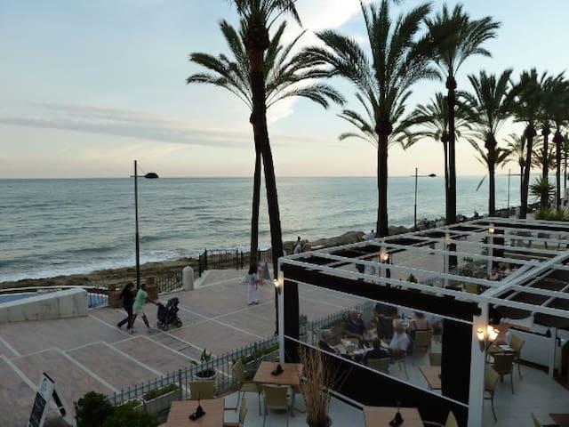 CENTRO Y PLAYA MARBELLA - Marbella - Appartement