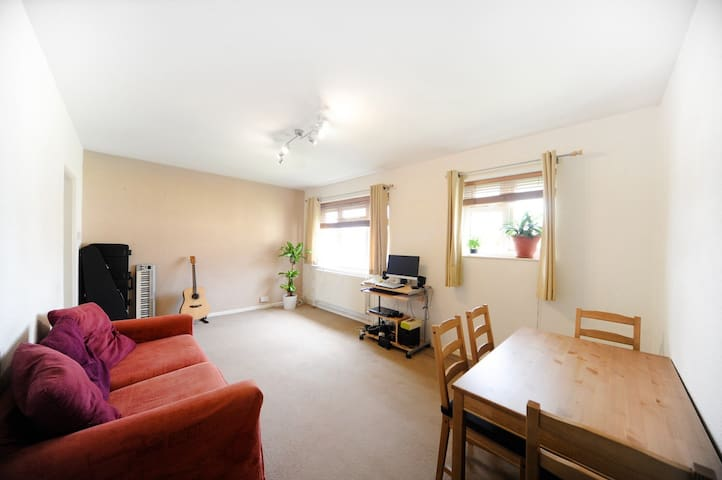 Bright and spacious flat - Oxford - Lakás