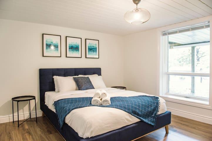 Downstairs - Bedroom #3 (Queen)