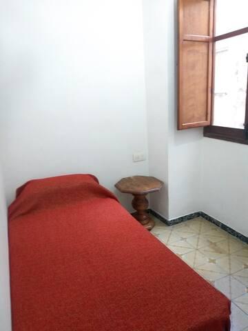 Habitación privada en apart. compartido en Alcoy