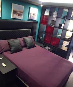 habitacion doble con salon 2,3 o 4personas - Tarragona