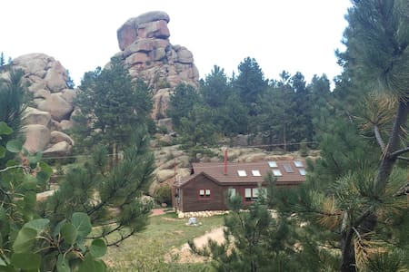 Twin Rock Cabin - Florissant