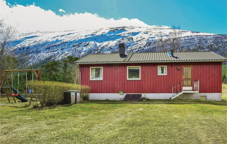 Holiday cottage with 3 bedrooms on 85m² in Nordberg