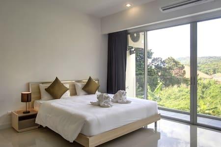B Studio room 4 - Tambon Karon - アパート