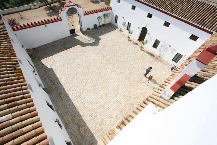 Cortijo Las Arenillas - Villanueva del Río y Minas - Andre