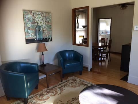 Quiet, Spacious Apt in the Heart of Marquette!