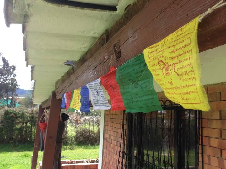 EL NOMADA CLIMBING CAMP & HOSTEL  (Hab Compartida)