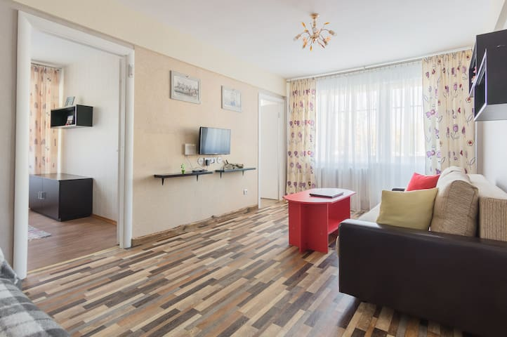 Метро Пушкинская, 3-х комнатная кв. Домашний уют!
