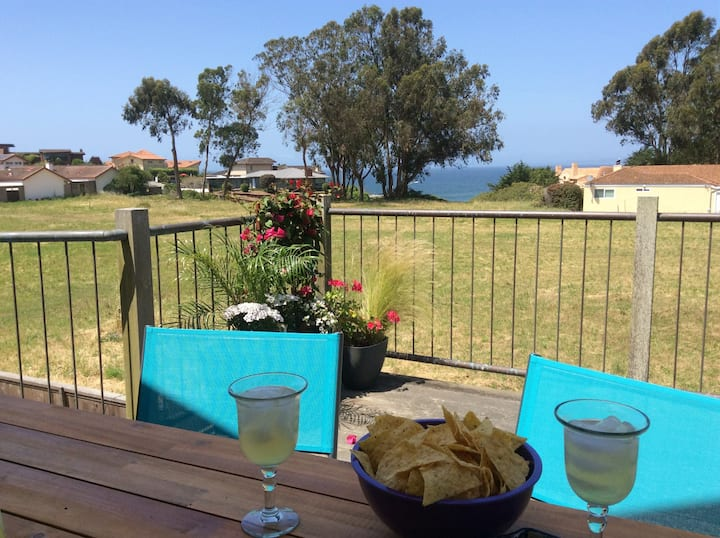 La Selva Beach Ocean View! Santa Cruz area