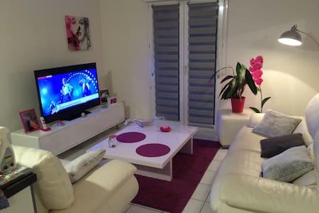 Appartement au rez-de-chaussée - Lunéville