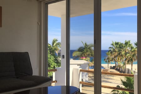 "Beachfront Apartment ""Dorado"" - Los Barriles"