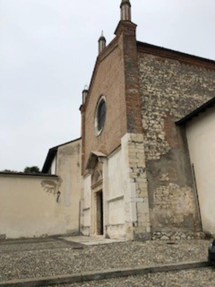 Brescia, io c'entro! Villa in centro storico