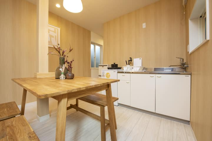 New open in March 2020★cozy house in wood☆Max 6
