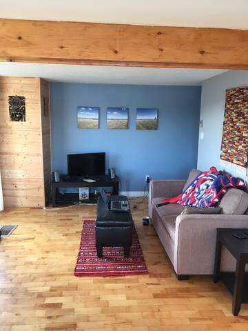 Great waterfront spot close to Peggy's Cove. - East Dover - Cottage