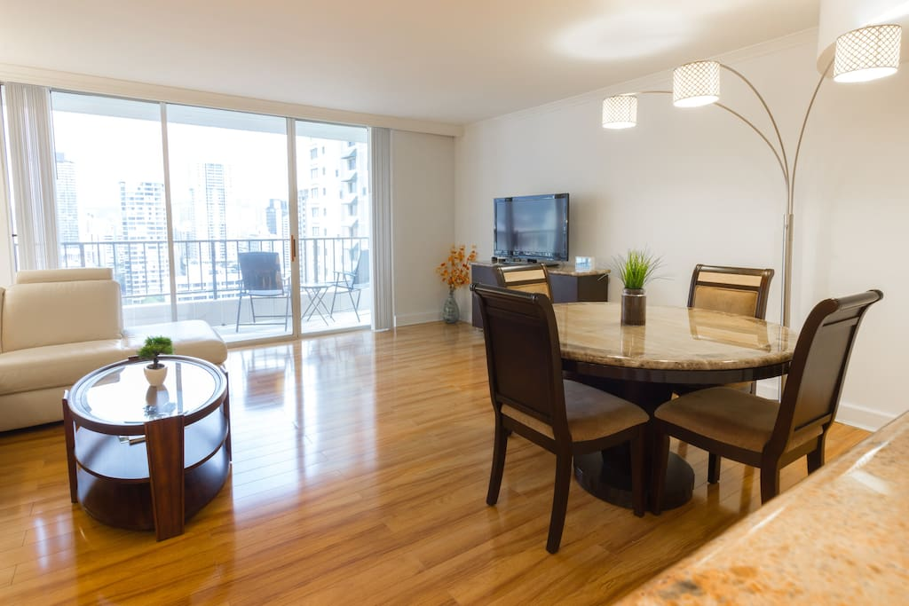 waikiki 2 bedroom suite on high floor holiday homes for