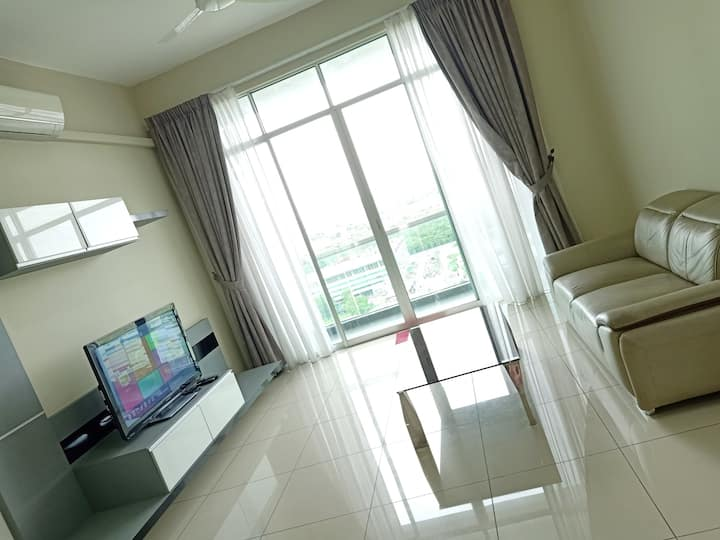 Cozy Home with 3 rooms 5 pax @Bm Bandar Perda