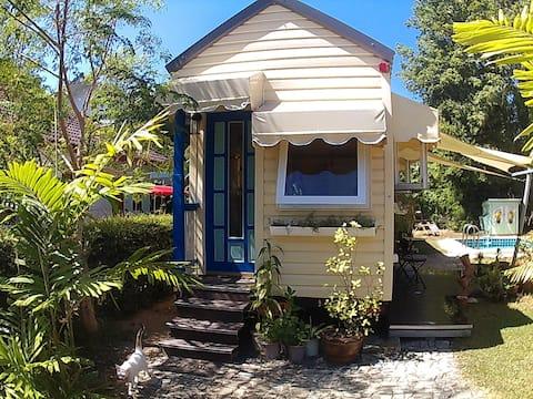 Tiny House Phuket with pool