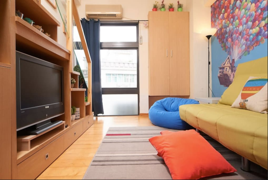 Up living room/Up 客廳