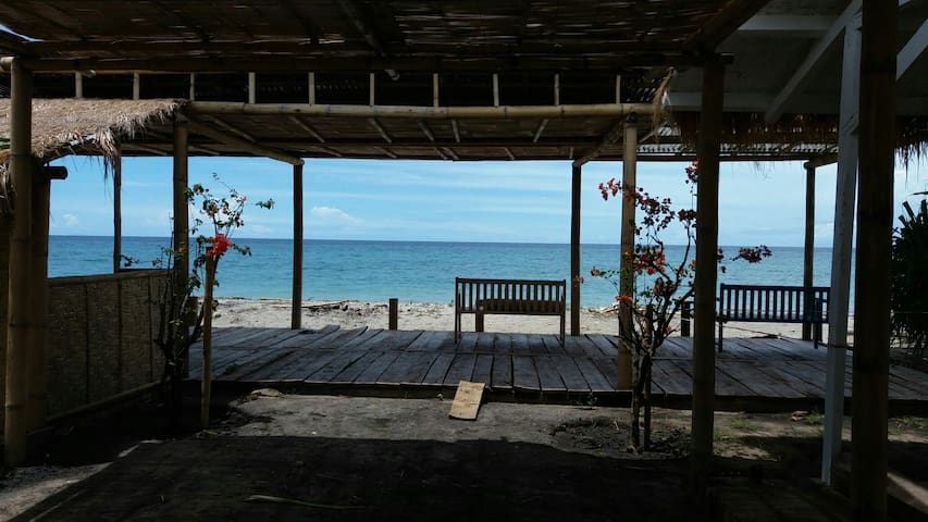 Cozy villa on the beach - Waingapu City - Talo