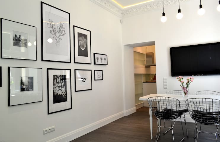 Modern luxury apartment in the heart of Cracow - Krakau
