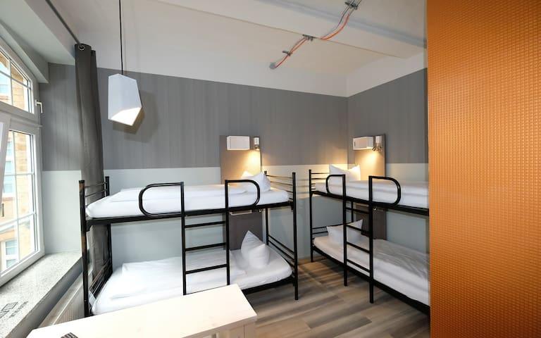 3-Bedroom mixed , Ensuite , TV