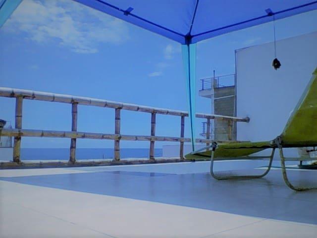 CASA SURF, VISTA AL MAR,  CERCA DE LAS OLAS