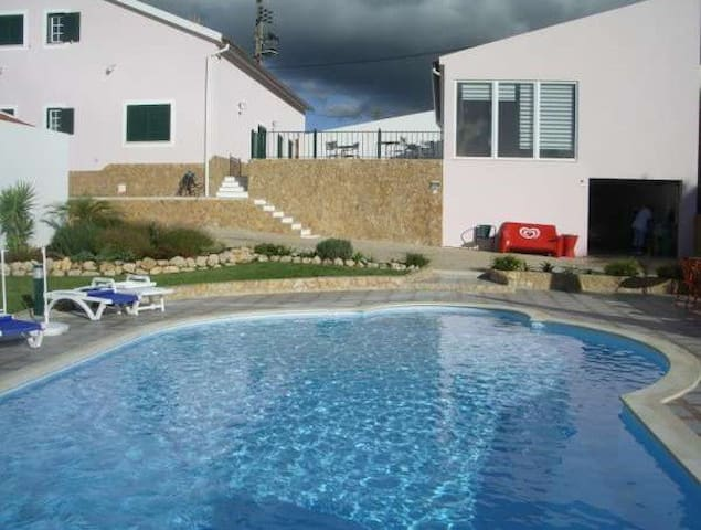 Country House 4 bedrooms with Swimmpool 45m Lisbon - Lisboa - Villa