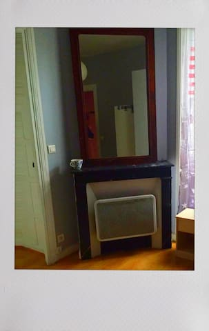 Cosy pied-à-terre with garden - Pantin - Apartment