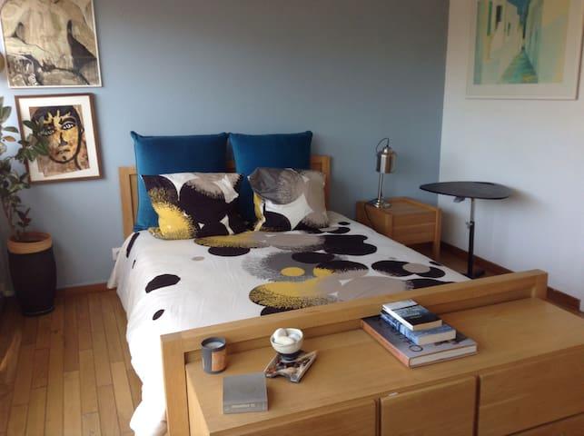 Chambre lumineuse, au calme - Pignan - Apartamento