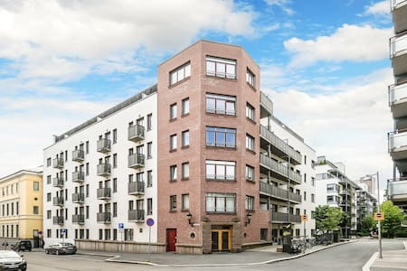 Small, but cozy room in the heart of Oslo. Modern. - Oslo