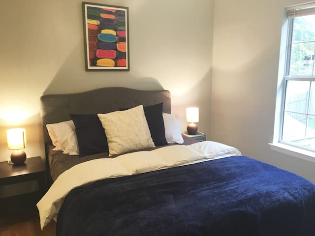 En-suite Bedroom w/ Easy Commute to Tech Triangle