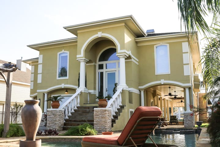CASA PURA VIDA- BEAUTIFUL HOME ON THE BAY - Jamaica Beach - Casa