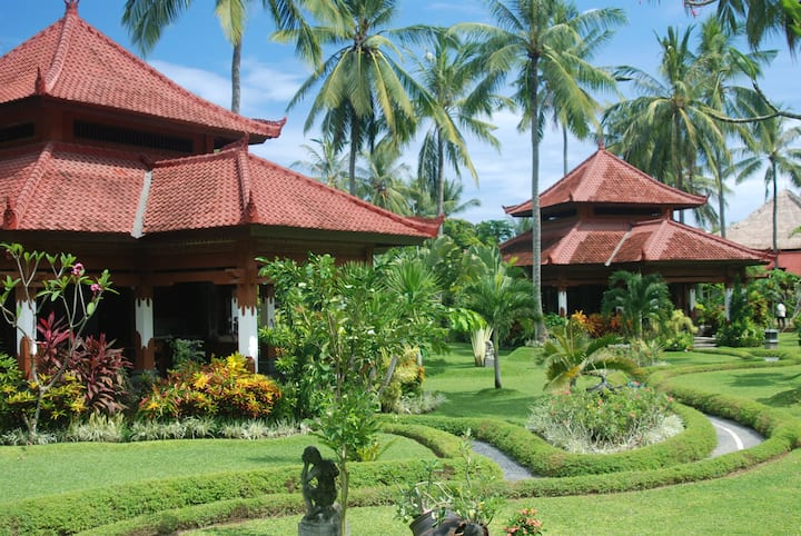 Laat U verwennen in het paradijs op Lombok