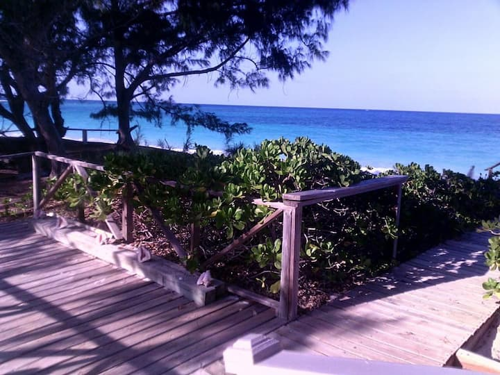 Bay Beach Front Villa