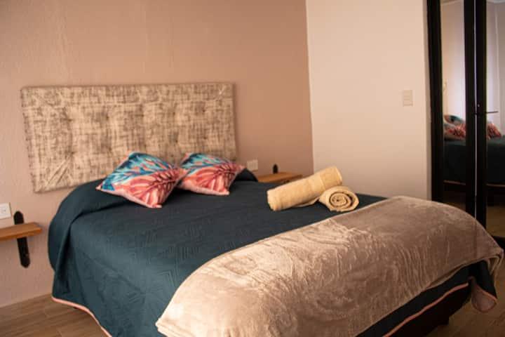 Habitación Espinela Nuestra Casa Guanajuato