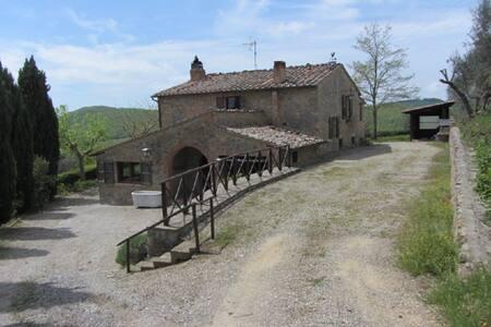 Villa Montepulciano (SI) - Chianciano Terme - วิลล่า