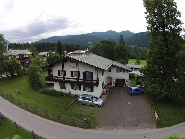 Family operated house in Schönau