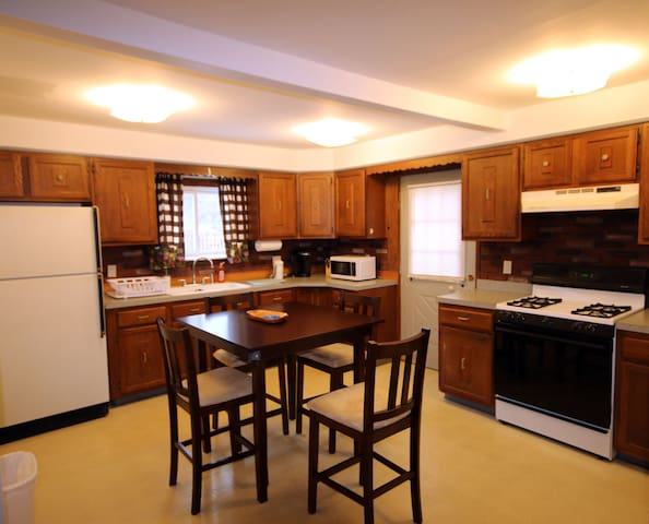 Cozy 2 Bedroom in Farmhouse - Westford - Apartamento