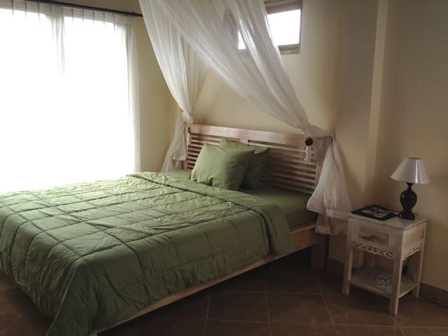 Paddy View Room at 3rd floor in Penestanan Village