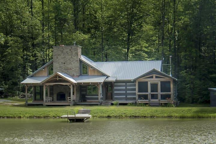 Blue Bird Cabin