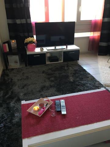 Appartement 2 pièces - Élancourt - Apartament