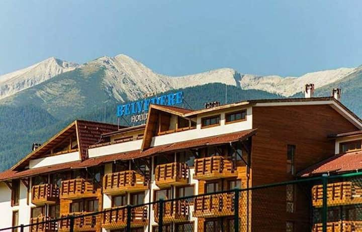 Belvedere Holiday Club Apartment VIP 79H SPA&POOL
