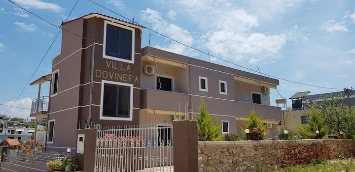 Beautiful Apartment at Villa Dovinefa