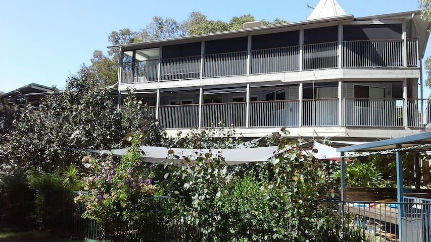 """ Captain Darling"" garden apartment - Midland - Apartment"