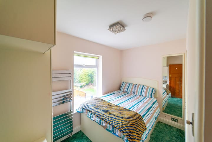 Cosy, Quirky Double Room