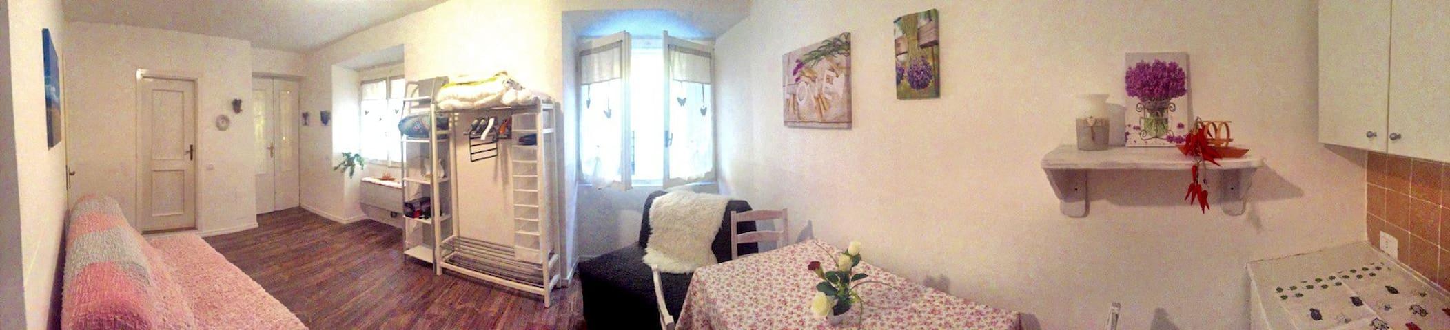 Sun&Moon Little Home - Varenna - Huis