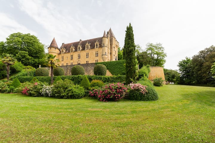 Luxurious French Fairytale Chateau de Rouffillac