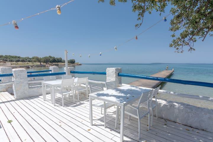 APOLLONIUM SPA & BEACH RESORT 2 YATAK ODALI DAİRE1 - Akbük - Lägenhet