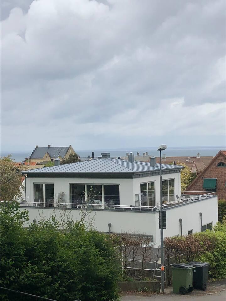 Lägenhet Båstad centrum